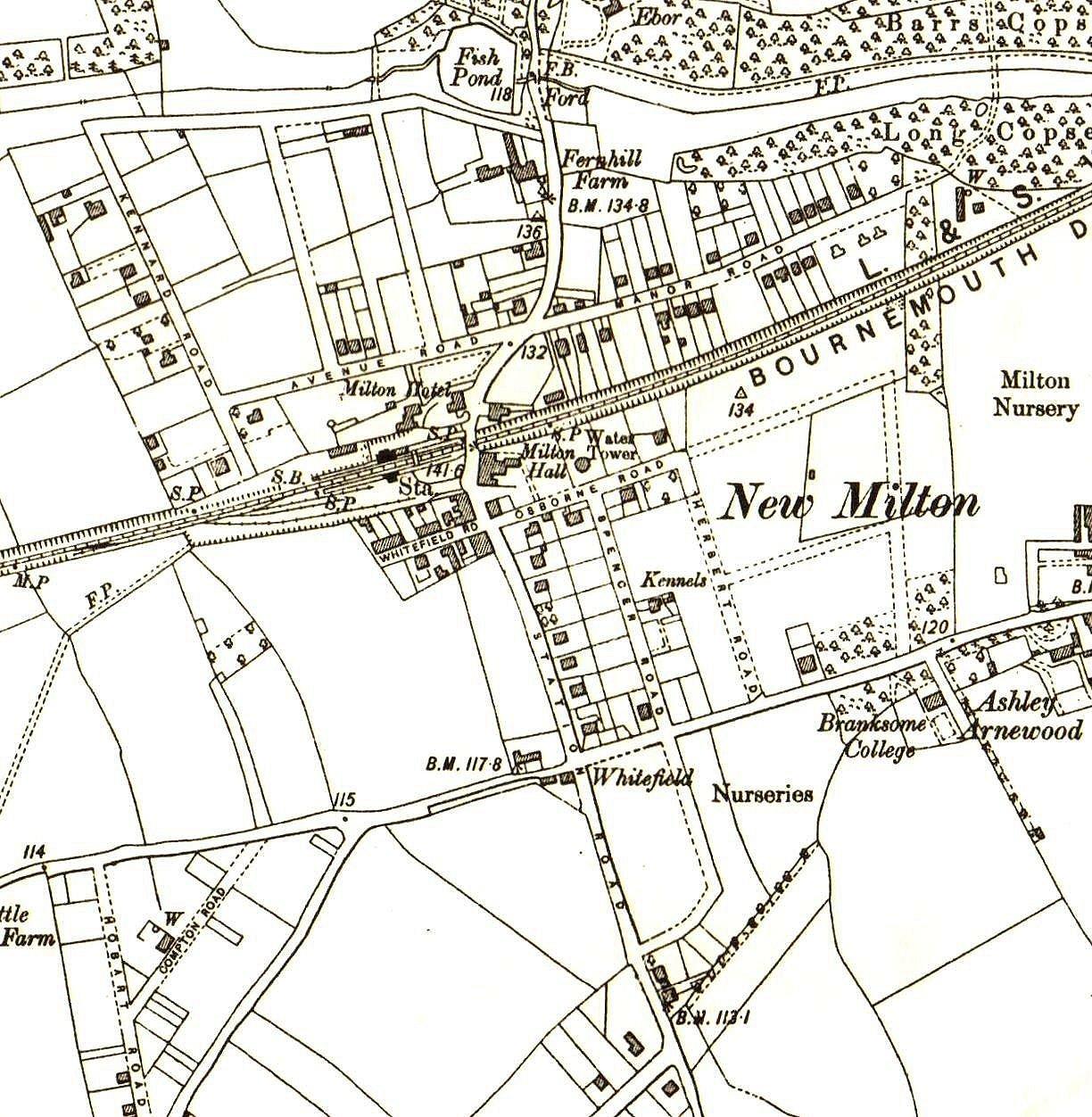 New Milton Milton Heritage Society
