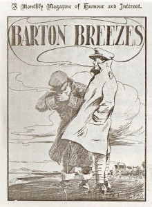 Barton Breezes a monthly magazine produced by the Troops at BoS