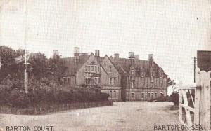 Barton Court 1917 001 (1)