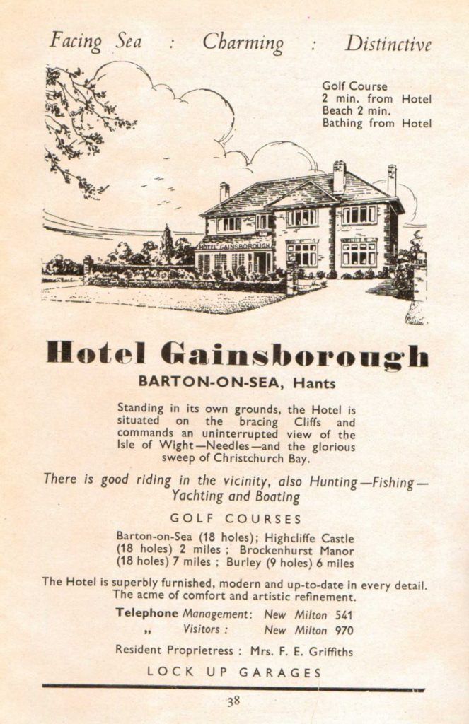Hotel Gainsborough