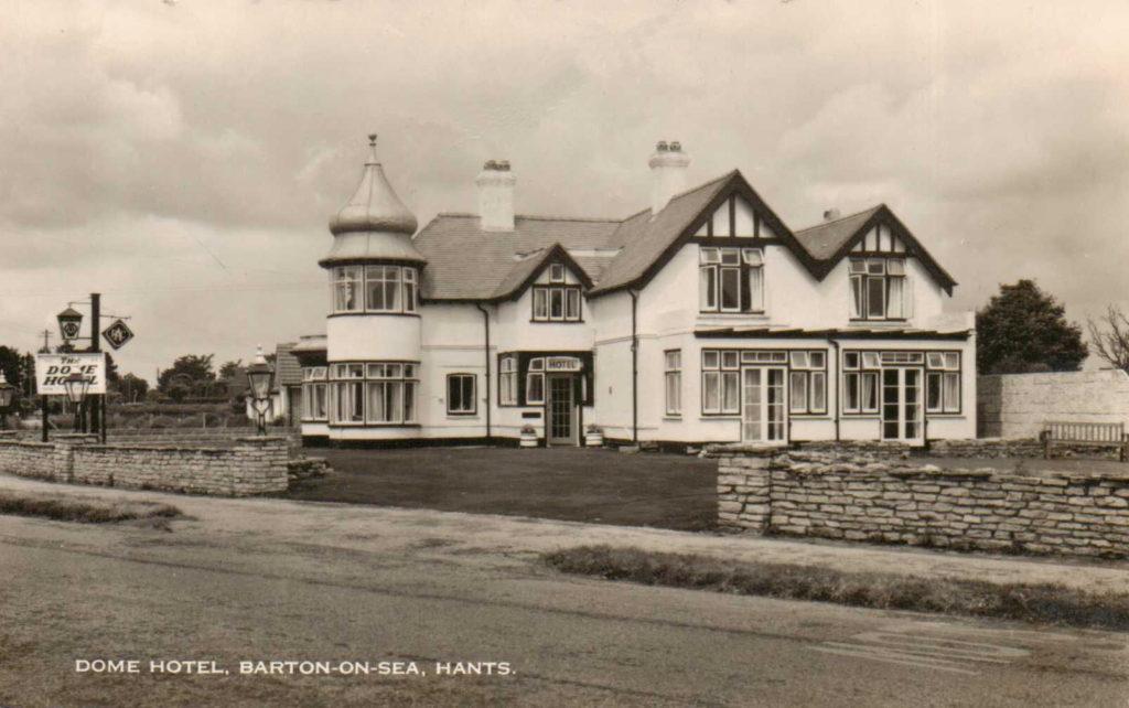 Dome Hotel Barton on Sea