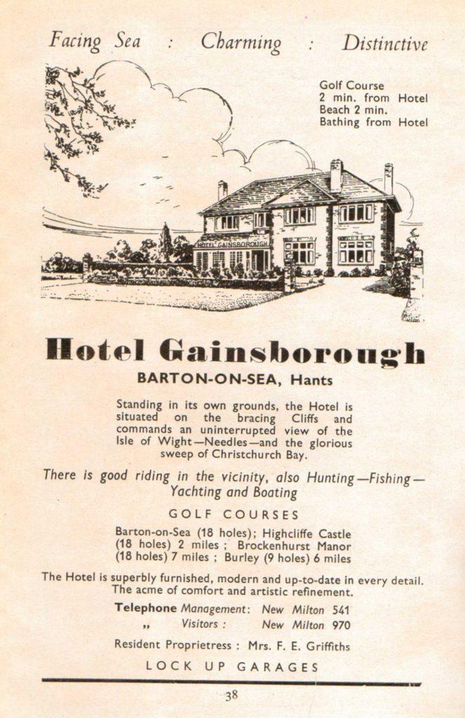 Hotel Gainsborough