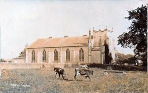 New Milton Church.