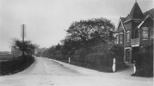 Station Road postcard2