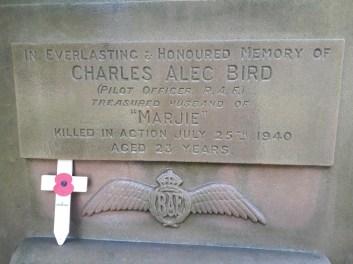 Bird Grave