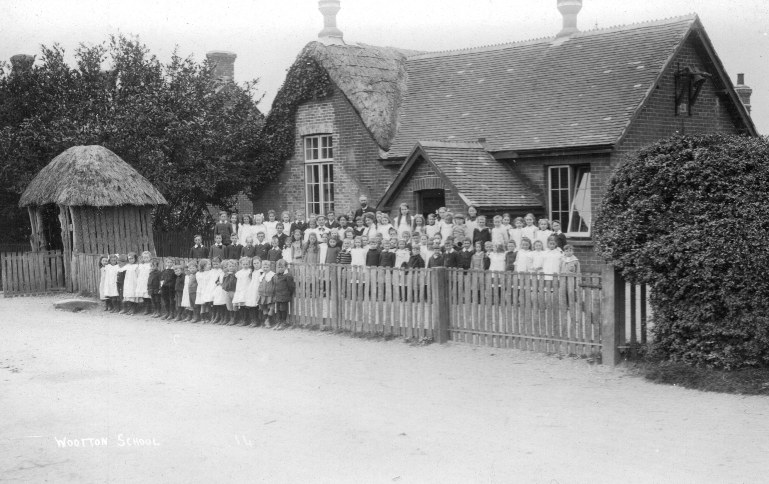 I:\New Milton Photographs and History\Wotton\Article for publication\Photo 3Wootton School Tony Johnson Collection.jpg